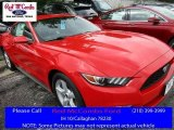 2016 Race Red Ford Mustang V6 Coupe #112582784