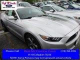 2016 Ingot Silver Metallic Ford Mustang V6 Coupe #112582782