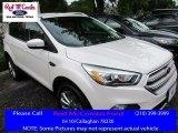 2017 White Platinum Ford Escape Titanium #112582807