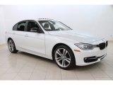 2013 Mineral White Metallic BMW 3 Series 328i xDrive Sedan #112583045