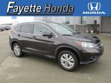 2013 Kona Coffee Metallic Honda CR-V EX-L AWD #112609029