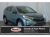 2016 Mountain Air Metallic Honda CR-V EX-L #112608754
