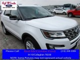 2016 Oxford White Ford Explorer XLT #112608783