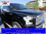 2016 Shadow Black Ford F150 Platinum SuperCrew 4x4 #112608781