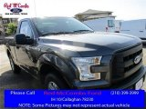 2016 Magnetic Ford F150 XL Regular Cab #112608779