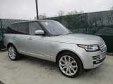 2016 Indus Silver Metallic Land Rover Range Rover Supercharged #112633156