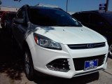 2016 White Platinum Metallic Ford Escape Titanium #112632717