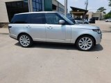 2016 Indus Silver Metallic Land Rover Range Rover Supercharged #112684950