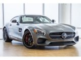 Mercedes-Benz AMG GT S Data, Info and Specs