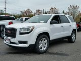 2016 Summit White GMC Acadia SLE #112694551