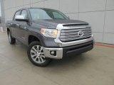 2016 Magnetic Gray Metallic Toyota Tundra Limited CrewMax #112694802