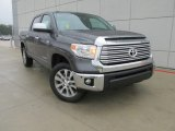 2016 Toyota Tundra Limited CrewMax Front 3/4 View