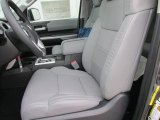 2016 Toyota Tundra Limited CrewMax Front Seat