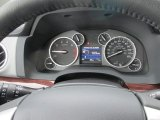 2016 Toyota Tundra Limited CrewMax Gauges