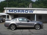2006 Tungsten Grey Metallic Ford Mustang V6 Premium Coupe #11257524