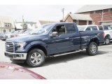 2016 Blue Jeans Ford F150 XLT SuperCab 4x4 #112694739