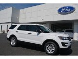 2016 Oxford White Ford Explorer FWD #112694735