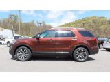 2016 Bronze Fire Metallic Ford Explorer Platinum 4WD #112694785