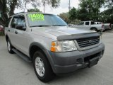 2003 Silver Birch Metallic Ford Explorer XLS #112721827