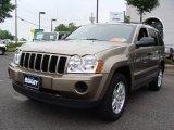 2006 Light Khaki Metallic Jeep Grand Cherokee Laredo 4x4 #11265415