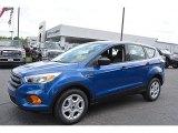 2017 Ford Escape Lightning Blue
