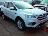 2017 White Platinum Ford Escape SE #112721649