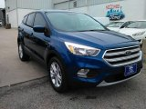 2017 Lightning Blue Ford Escape SE #112721648