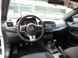 Mitsubishi Lancer Evolution Interiors