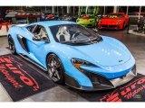 McLaren Data, Info and Specs