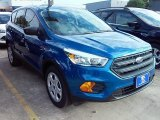 2017 Lightning Blue Ford Escape S #112745933