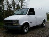 2001 Ivory White Chevrolet Astro Commercial Van #112746262