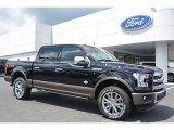 2016 Shadow Black Ford F150 King Ranch SuperCrew 4x4 #112746040