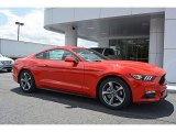 2016 Race Red Ford Mustang V6 Coupe #112746039