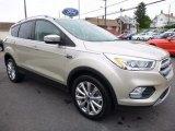 2017 Ford Escape White Gold