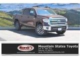 2016 Sunset Bronze Mica Toyota Tundra SR5 CrewMax 4x4 #112745863