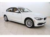 2016 Alpine White BMW 3 Series 320i xDrive Sedan #112746181