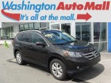 2014 Kona Coffee Metallic Honda CR-V EX-L AWD #112746004