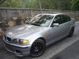 2005 Silver Grey Metallic BMW 3 Series 330i Sedan #11256652
