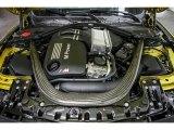 2016 BMW M3 Engines
