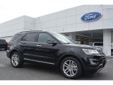2016 Shadow Black Ford Explorer Limited #112772818