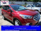 2017 Ruby Red Ford Escape SE #112772742