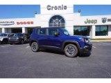 2016 Jetset Blue Jeep Renegade Sport #112772850