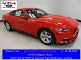 2016 Race Red Ford Mustang V6 Coupe #112772738
