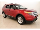2014 Ruby Red Ford Explorer XLT 4WD #112773010