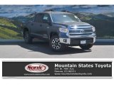 2016 Magnetic Gray Metallic Toyota Tundra SR5 CrewMax 4x4 #112772668