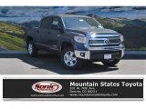 2016 Magnetic Gray Metallic Toyota Tundra SR5 CrewMax 4x4 #112772666
