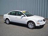 2003 Volkswagen Passat Candy White