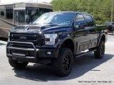 2016 Shadow Black Ford F150 Lariat SuperCrew 4x4 #112772607