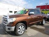 2016 Sunset Bronze Mica Toyota Tundra 1794 CrewMax 4x4 #112800997