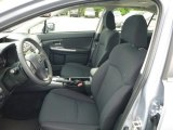 2016 Subaru Impreza Interiors